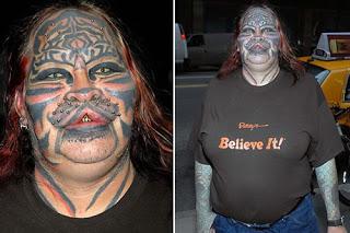 Dennis Avner: Catman