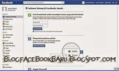 Cara Paling Cepat Membuat Akun facebook gratis dan baru